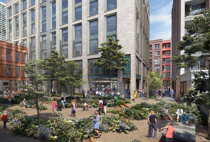 Stanta secure new project in Brighton