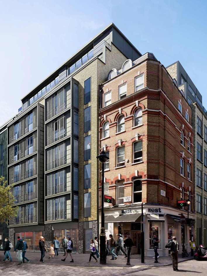 Stanta awarded Boutique Hotel in Soho