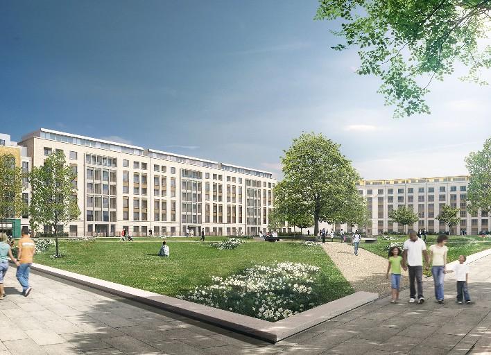 Stanta awarded new residential development at Wornington Green