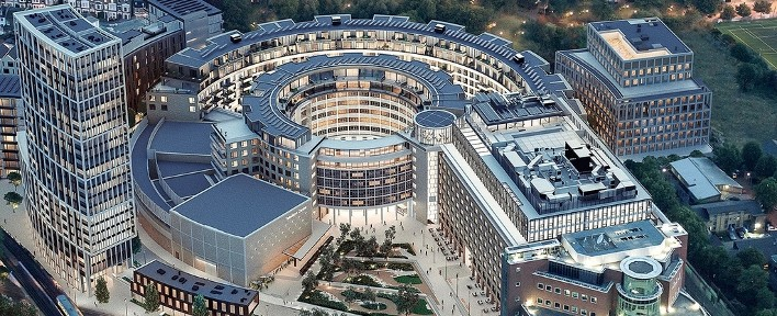 Stanta awarded SFS works at BBC redevelopment