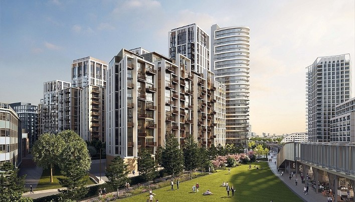 Stanta appointed to new White City project