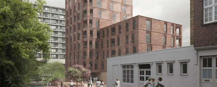 Stanta awarded new Hampstead residential development