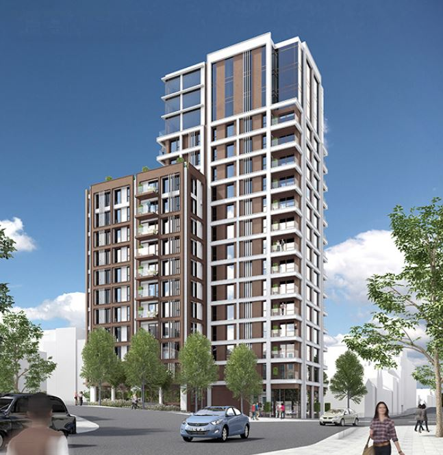 Stanta secure new residential development in Reading