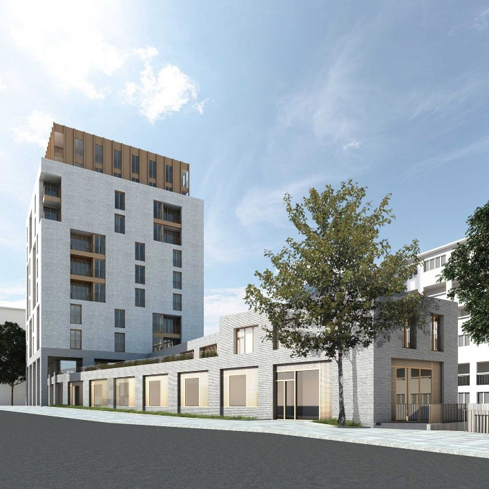 Stanta awarded new care home development at Lisson Arches