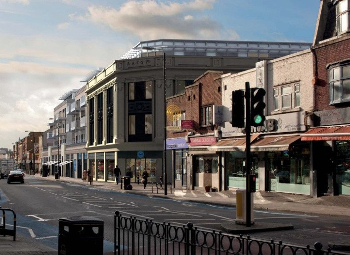 Stanta secure redevelopment in Tooting
