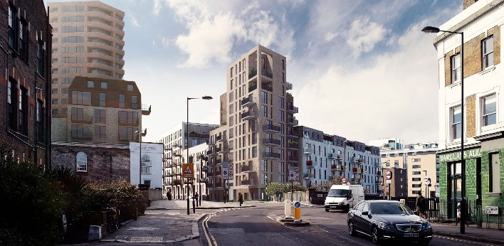 Stanta start work on new Hackney Residential scheme