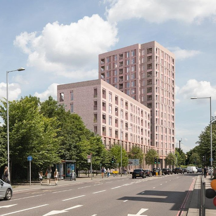 Stanta secure Tottenham Hale project with United Living