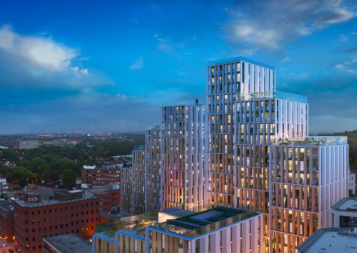 Stanta appointed to Harrow Square development