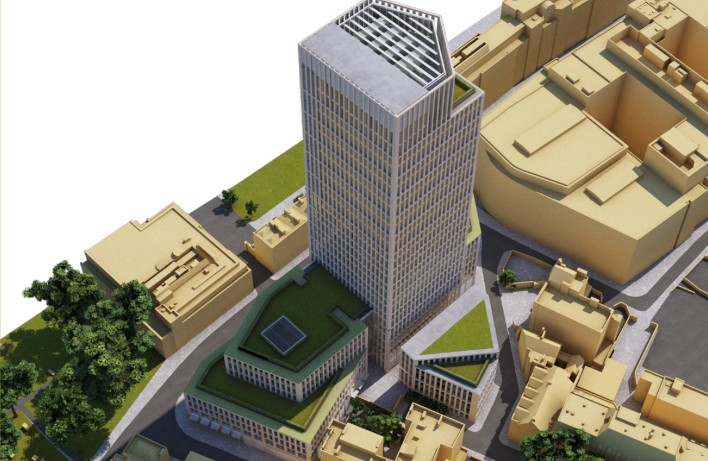 Stanta awarded new Mace project in Finsbury