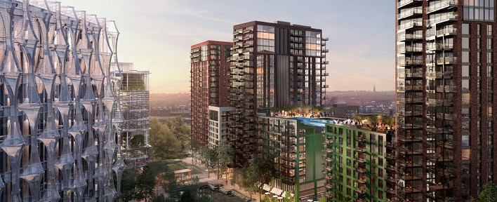 Stanta secure next phase at Embassy Gardens