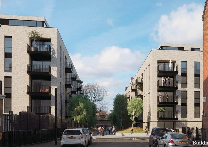 Stanta awarded new Wesminster housing scheme with Bouygues