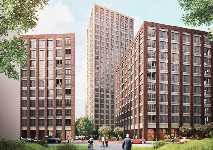 Stanta appointed to new East London regeneration project