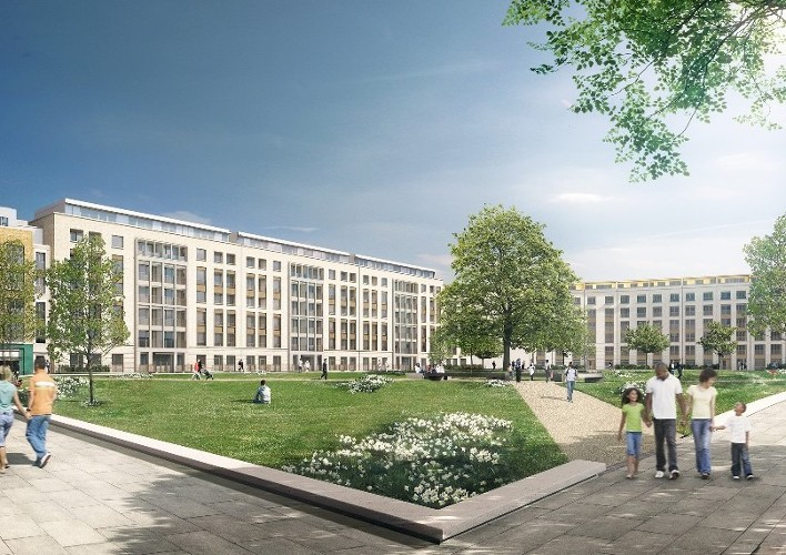Stanta awarded new residential development at Wornington Green