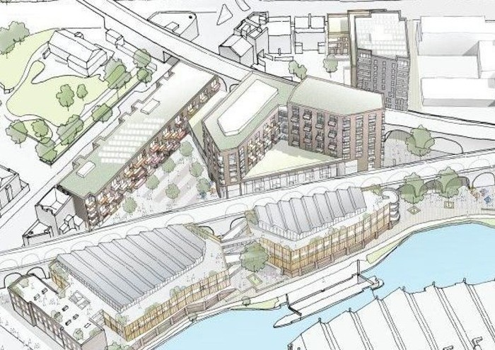 Stanta awarded Camden Lock village SFS works