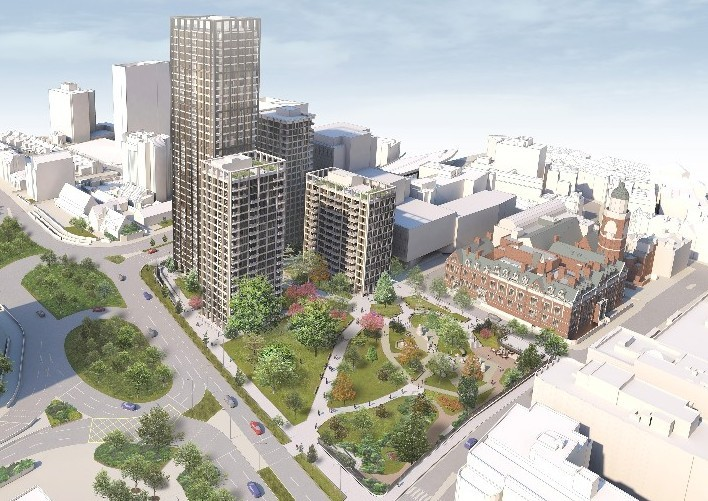 Stanta awarded large residential contract in Croydon