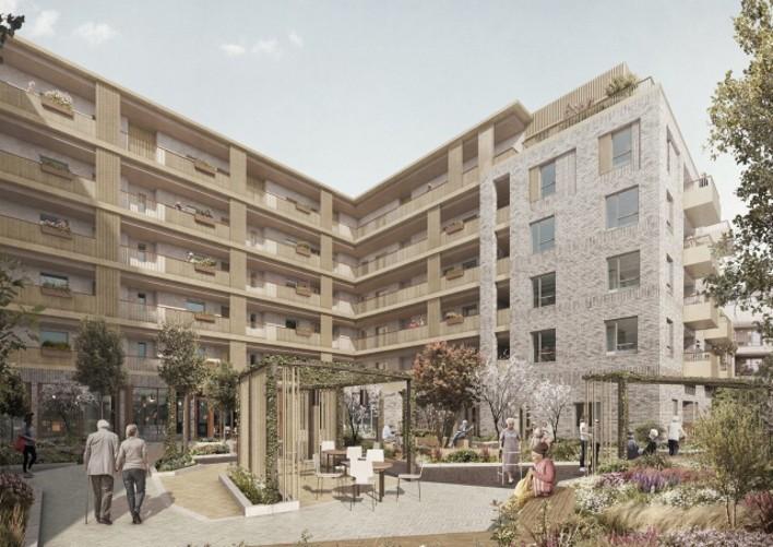Stanta awarded new United Living development on Honeypot Lane