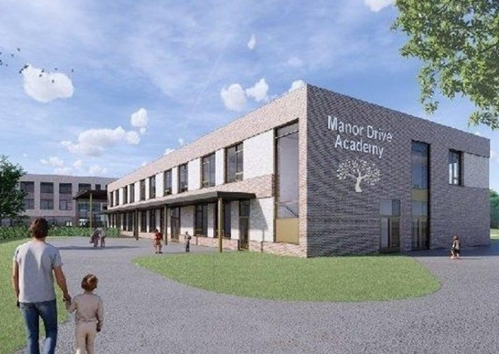 Stanta secure new Peterborough school with Wates
