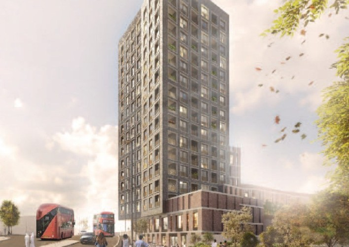 Stanta back in Walthamstow with Hill Partnerships