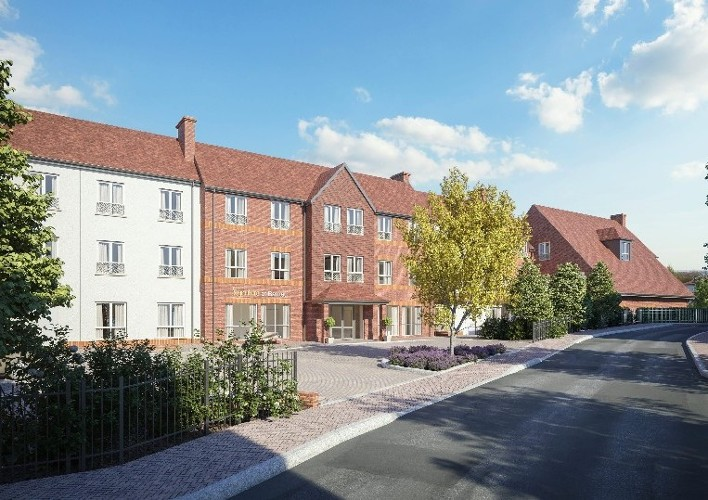 Stanta secure new Signature care home in Barnet