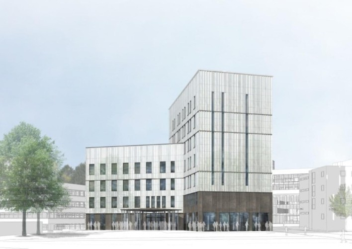 Stanta secure SFS works at Southampton University scheme.