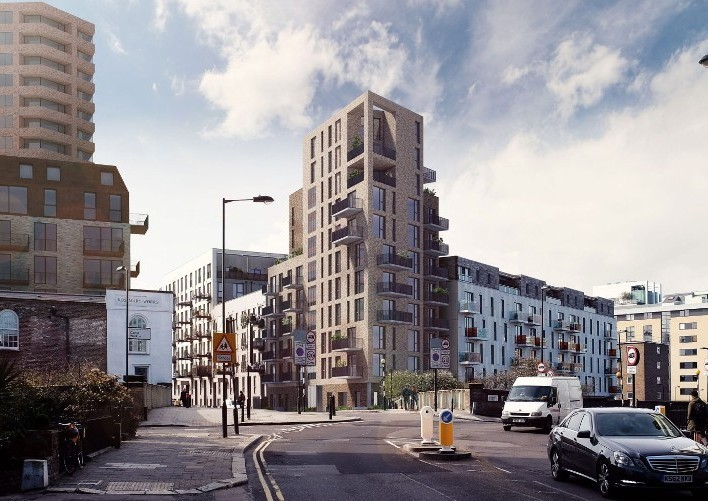 Stanta start work on new Hackney Residential scheme