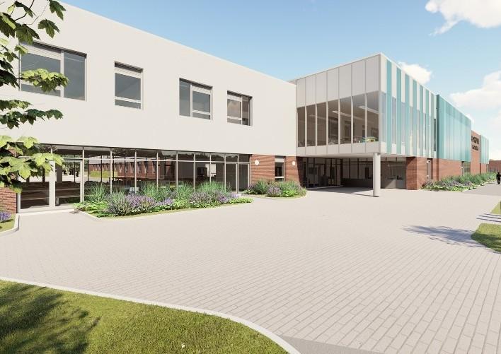 Stanta secure new Bohunt school in Horsham
